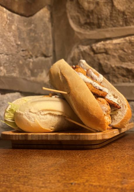 Roebuck Sandwich Baugette