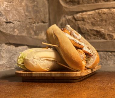 roebuck lighter lunch sandwich